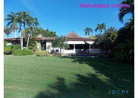 Jochy Real Estate, Golf Villa, Casa de Campo
