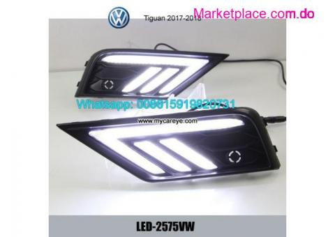 VW Tiguan DRL LED Daytime Running Light
