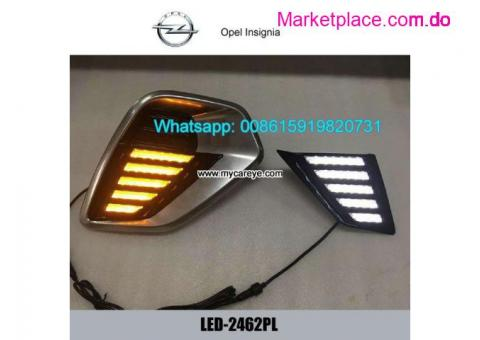 Opel Insignia DRL LED Daytime Running Lights