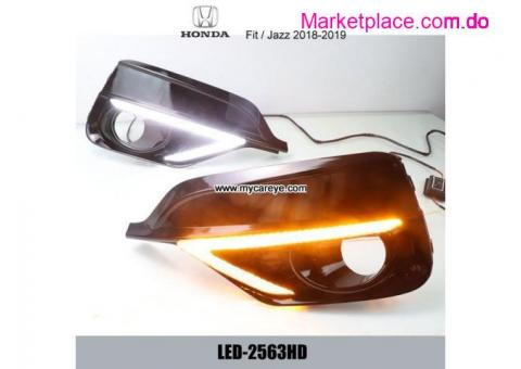 Honda Jazz Fit DRL LED Daytime Running Light