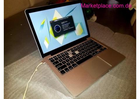 MacBook Pro 13-inch Retina Display Late 2013