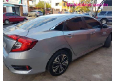 Honda Civic EX-Turbo 2016