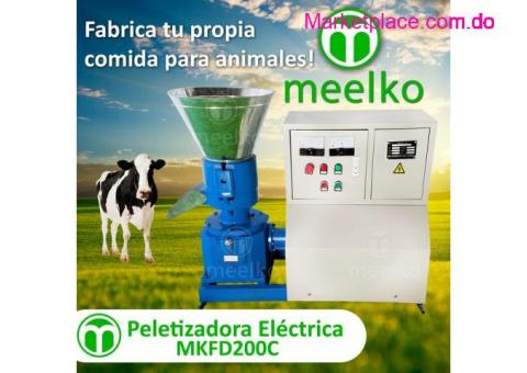 peletizadora electric MKFD200C
