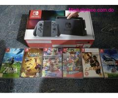 consoles Ps4 Nintendo switch