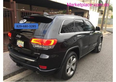 Gran Cherokee Jeep Limited 2014