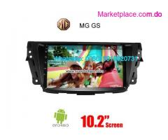MG GS Car audio radio android GPS camera
