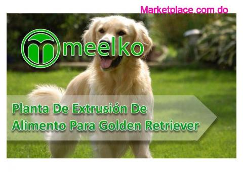 meelko Alimento Para Golden Retriever