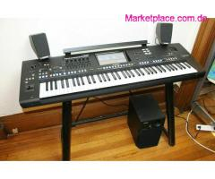 For Sell Yamaha Tyros 5 Keyboard
