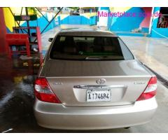 Toyota Camry 2003 XLE