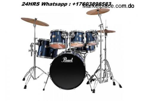 Pearl Export 5 Piece Barrel Set with Holders