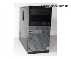 CPU DELL 790 i7 2da generación 16GB/500