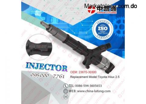 Inyector denso 16600 8h800