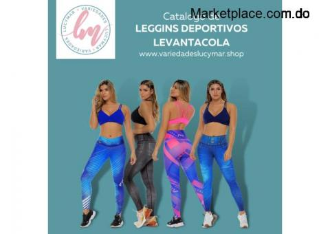 leggings deportivos
