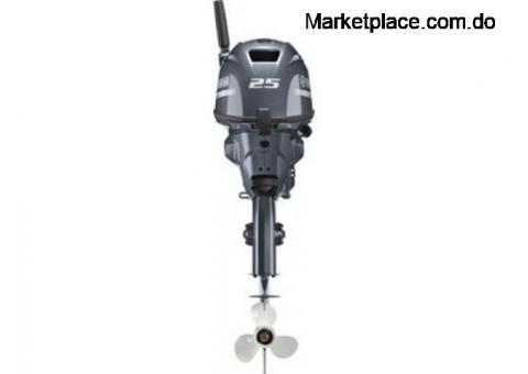 Yamaha F25LMHC 25 HP Outboard motor for sale