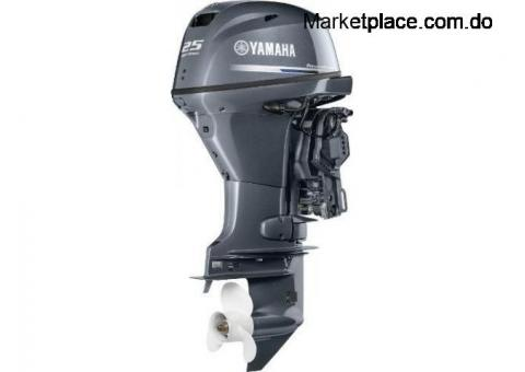 Yamaha T25LWTC 25 HP Outboard motor for sale