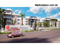 Apartments for sale in Residential Cayenas