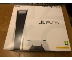 PS5 Sony PlayStation 5 Console Disc Version