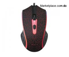 Mouse Gaming Usb 7 Colores Xtrike Me