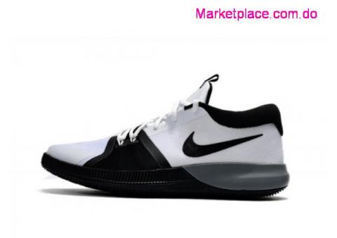 NIKE black and white.
