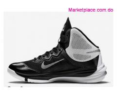 Tenis Nike Prime Hype Df II black and white