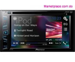 Pioneer Avh-291bt Bluetooth Usb Dvd Ipod