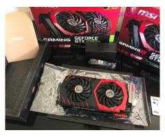 Alienware 17 R5 / MSI GeForce 1080 Ti 11gb