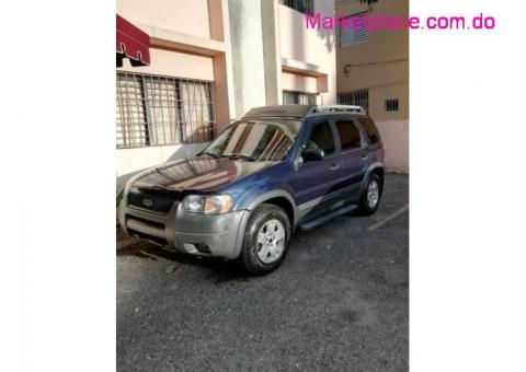 Ford scape 2004 xlt