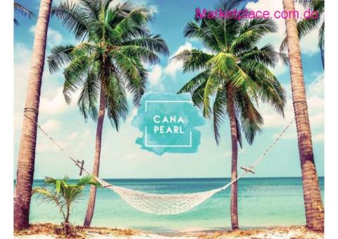 Living in Punta Cana, I love Cana Perl